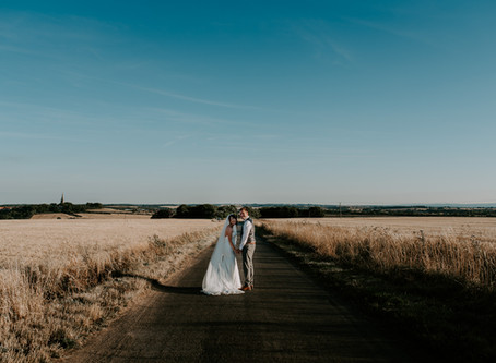 Backyard Wedding | Yorkshire