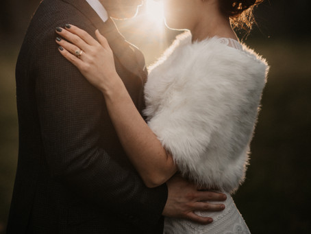 Winter Weddings | Our guide to planning your winter wedding