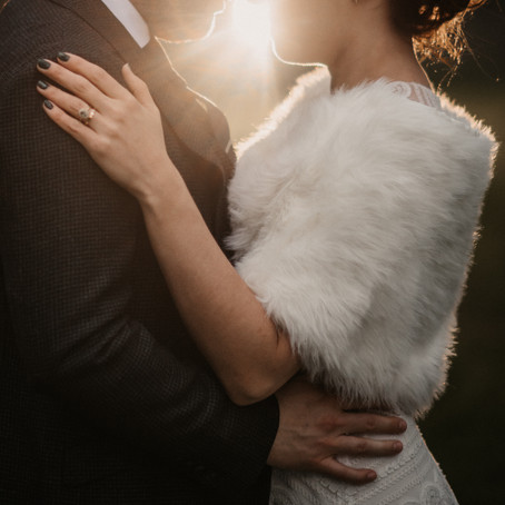 Winter Weddings   Our guide to planning your winter wedding