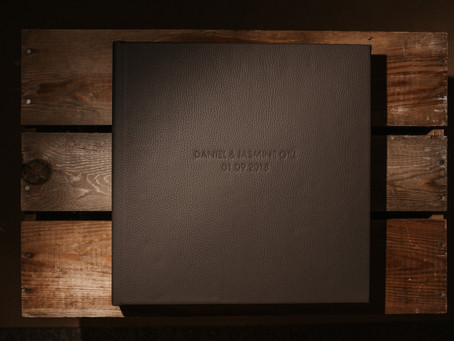 Wedding Albums | An Investment Longer than a Day