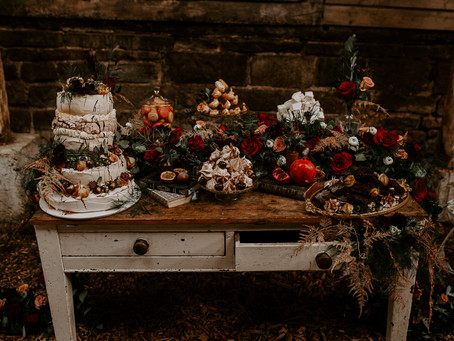 Featured on ROCK MY WEDDING | Bohemian Wedding Inspiration in the Woodland