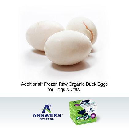 Answers PF Organic Duck Eggs 4ct