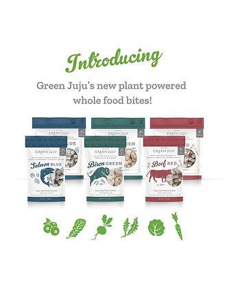 Green Juju Whole Food Bites