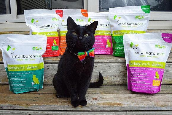 Small Batch Cat Sliders