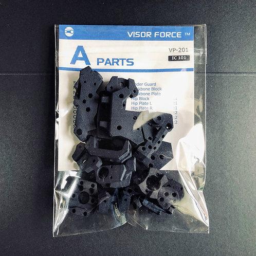 Kinetic Frame - A Parts Bag