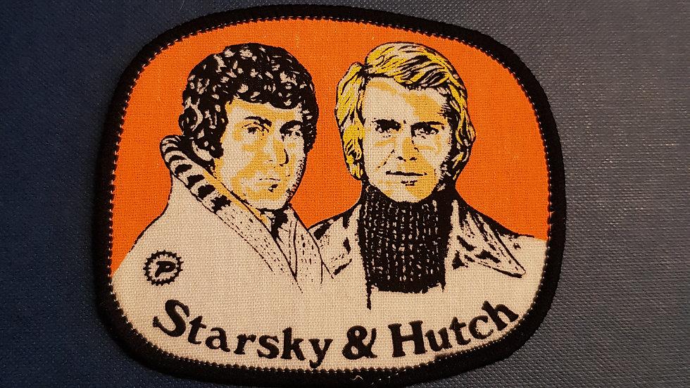Écusson Starsky & Hutch