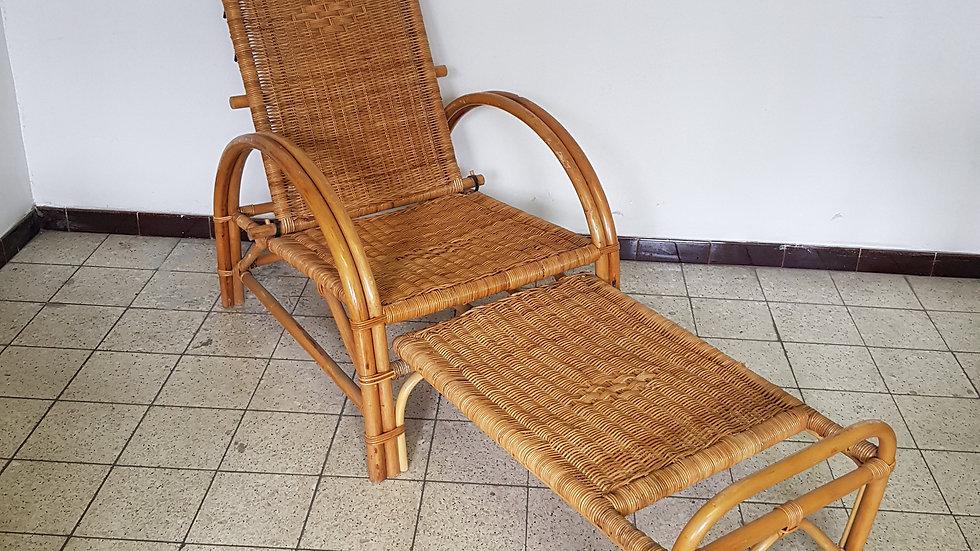 Transat en bambou