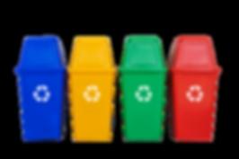 cuatro-contenedores-reciclaje-coloridos_