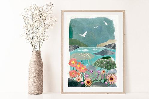 Flora & Fauna II - Limited Edition Giclée Print