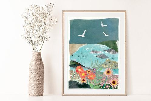 Flora & Fauna III - Limited Edition Giclée Print