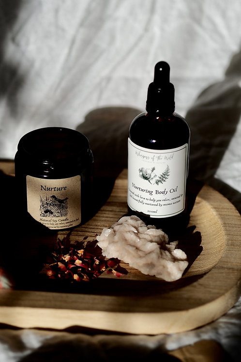 Nurturing Body Oil