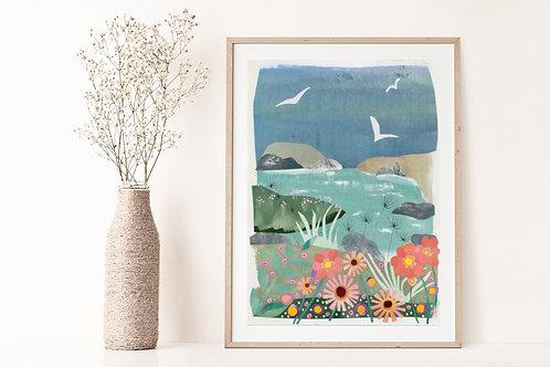 Flora & Fauna I - Limited Edition Giclée Print