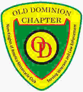 Nam Knights of America Old Dominion Chapter Chapter Logo