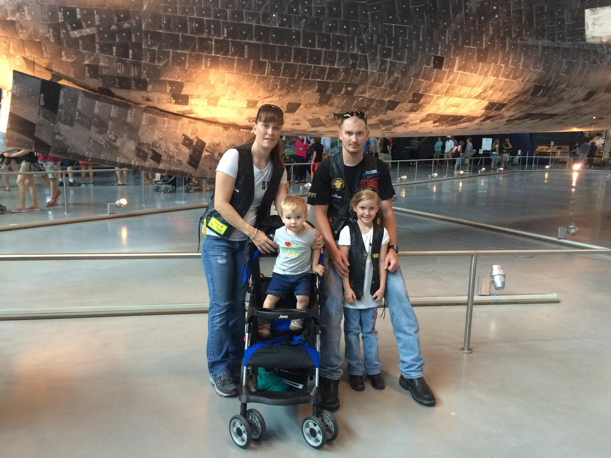 Udvar Hazy Family