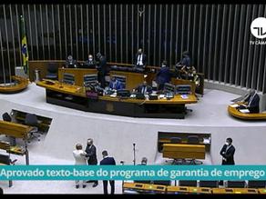 Deputados aprovam texto-base de MP sobre suspensão de contratos de trabalho