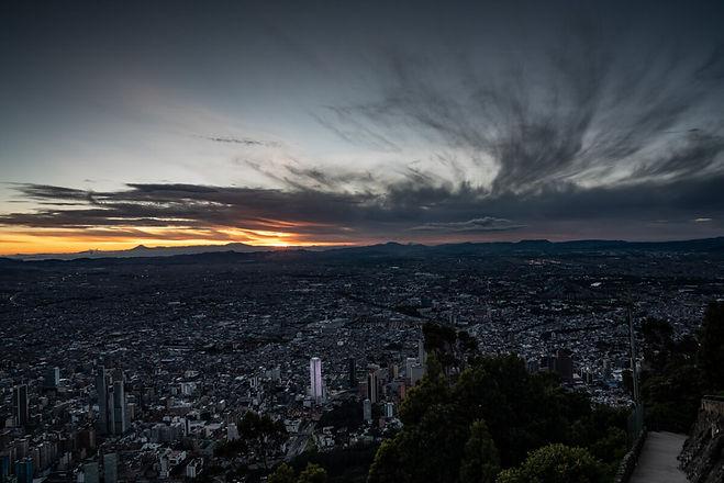 Bogota at Sunset.jpg
