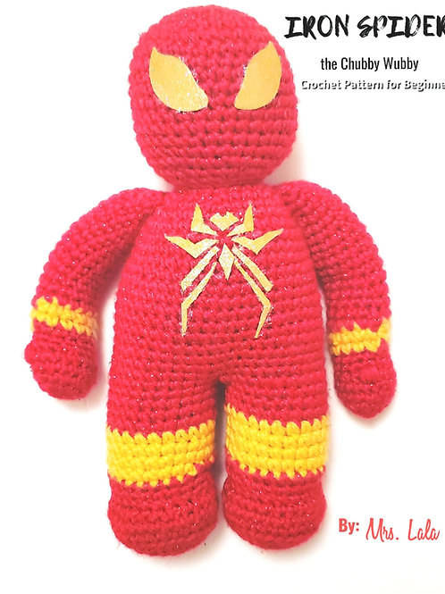 IRON SPIDER- the Chubby Wubby