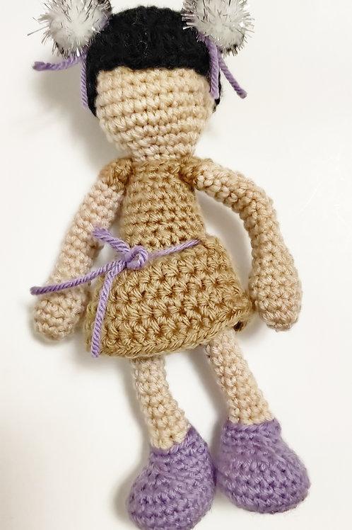 Mini Imagination Doll