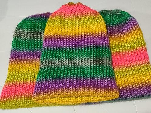 Knit Hat - Meadow