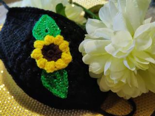 Small Crochet Sunflower 🌻