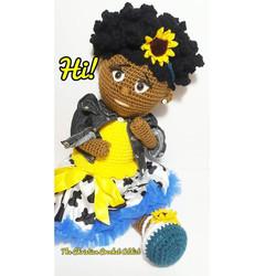 black_doll