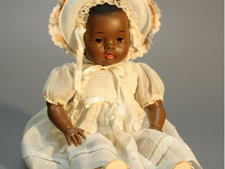 The First Black Doll