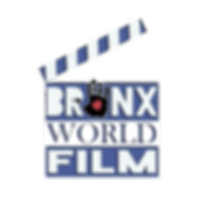Bronx World Film logo (Esther Pinto)
