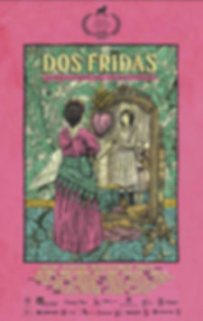 Dos Fridas: A new angle on la Kahlo