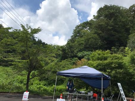 奥出雲町観光イベントによる『ドローン体験』