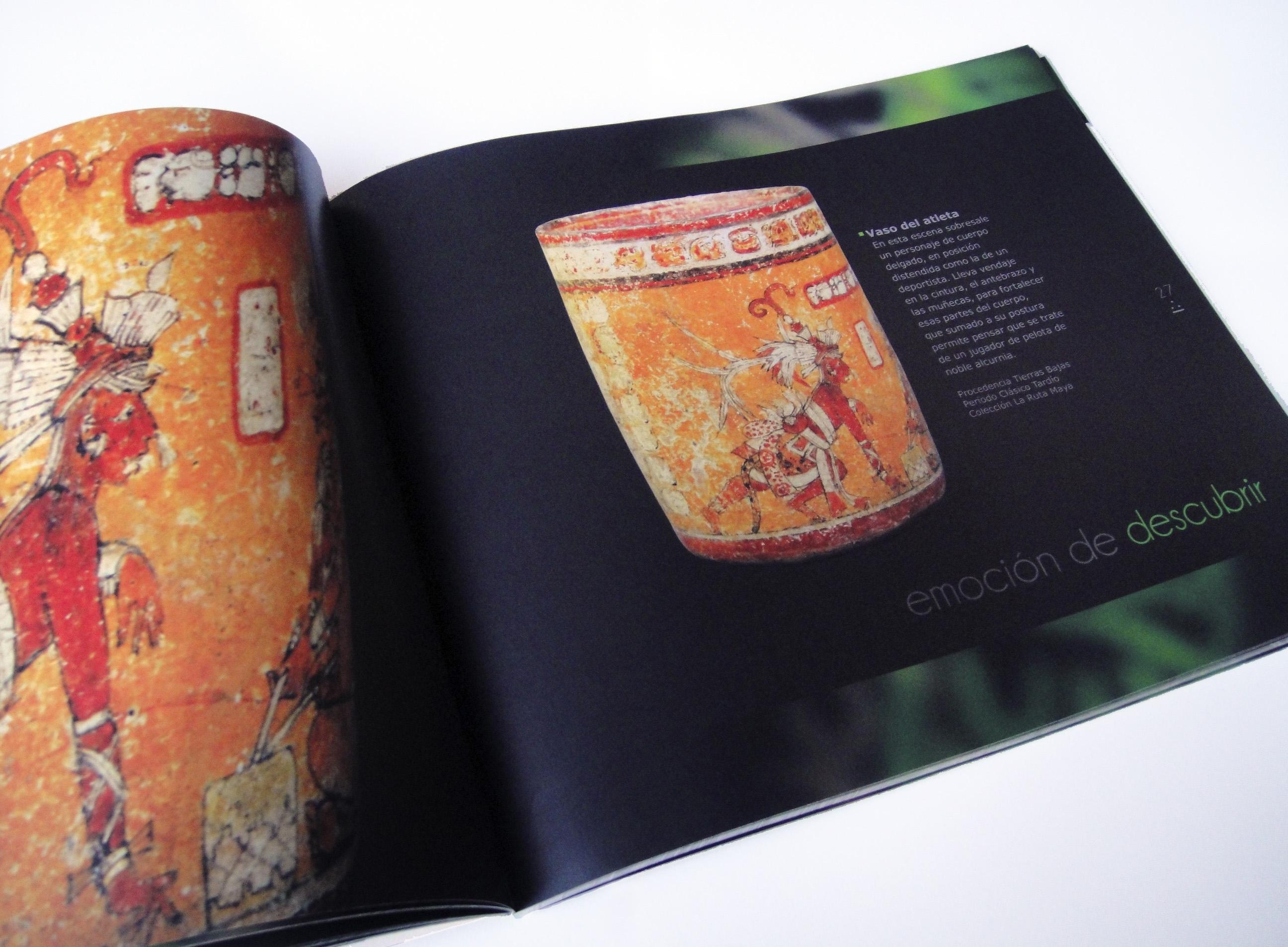 mayan cup museum catalog