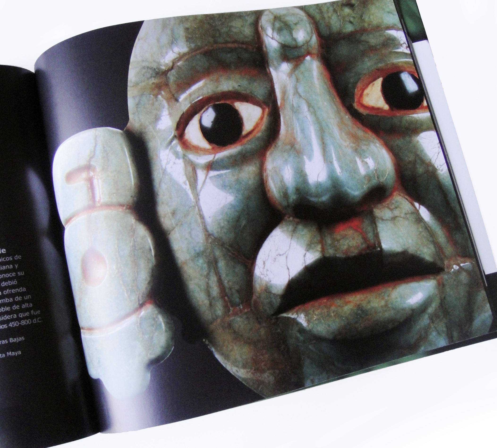 jade mask museum catalog
