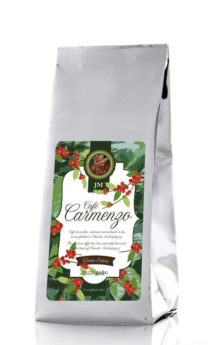 artisanal coffee bag