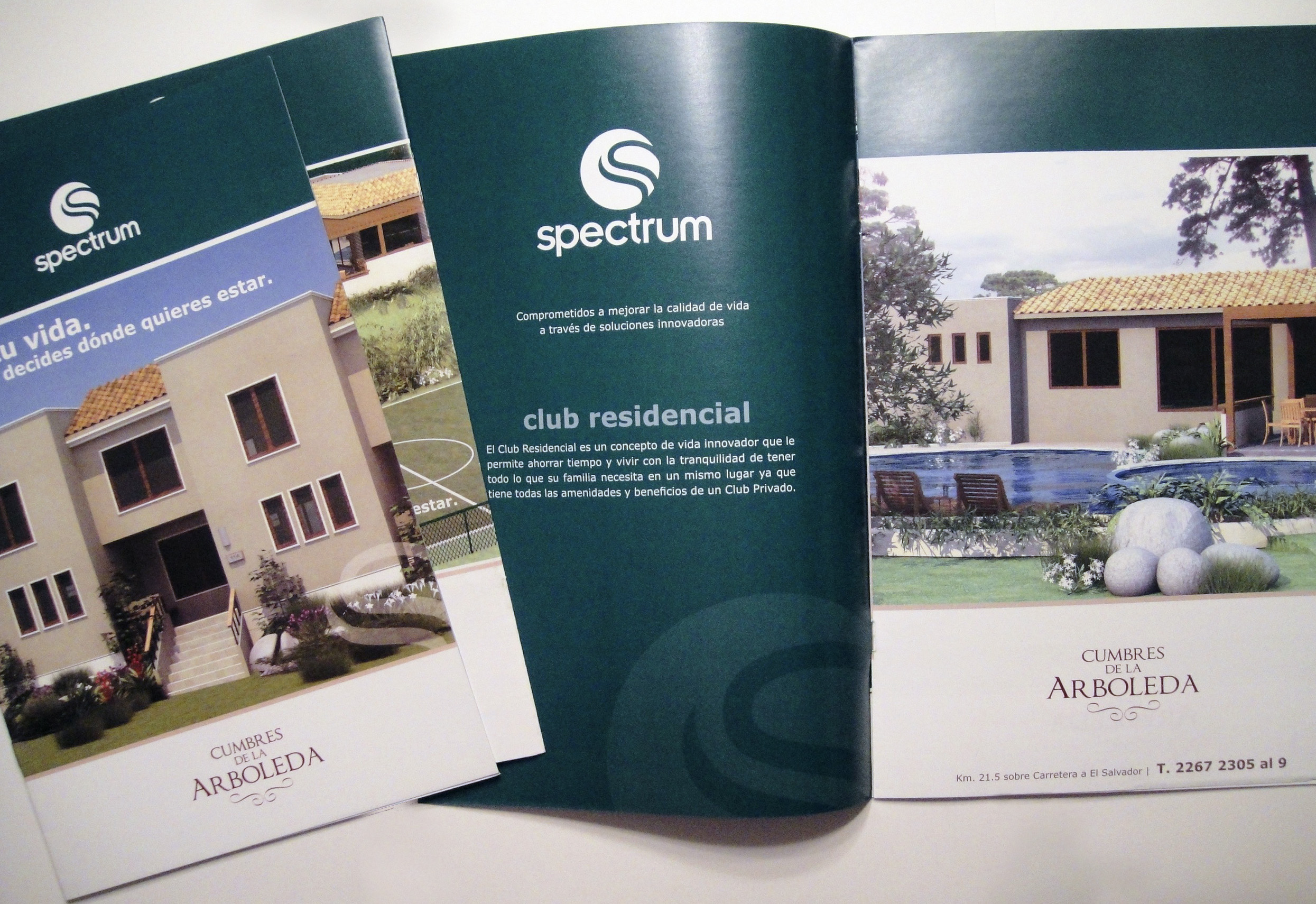 housing project brochure