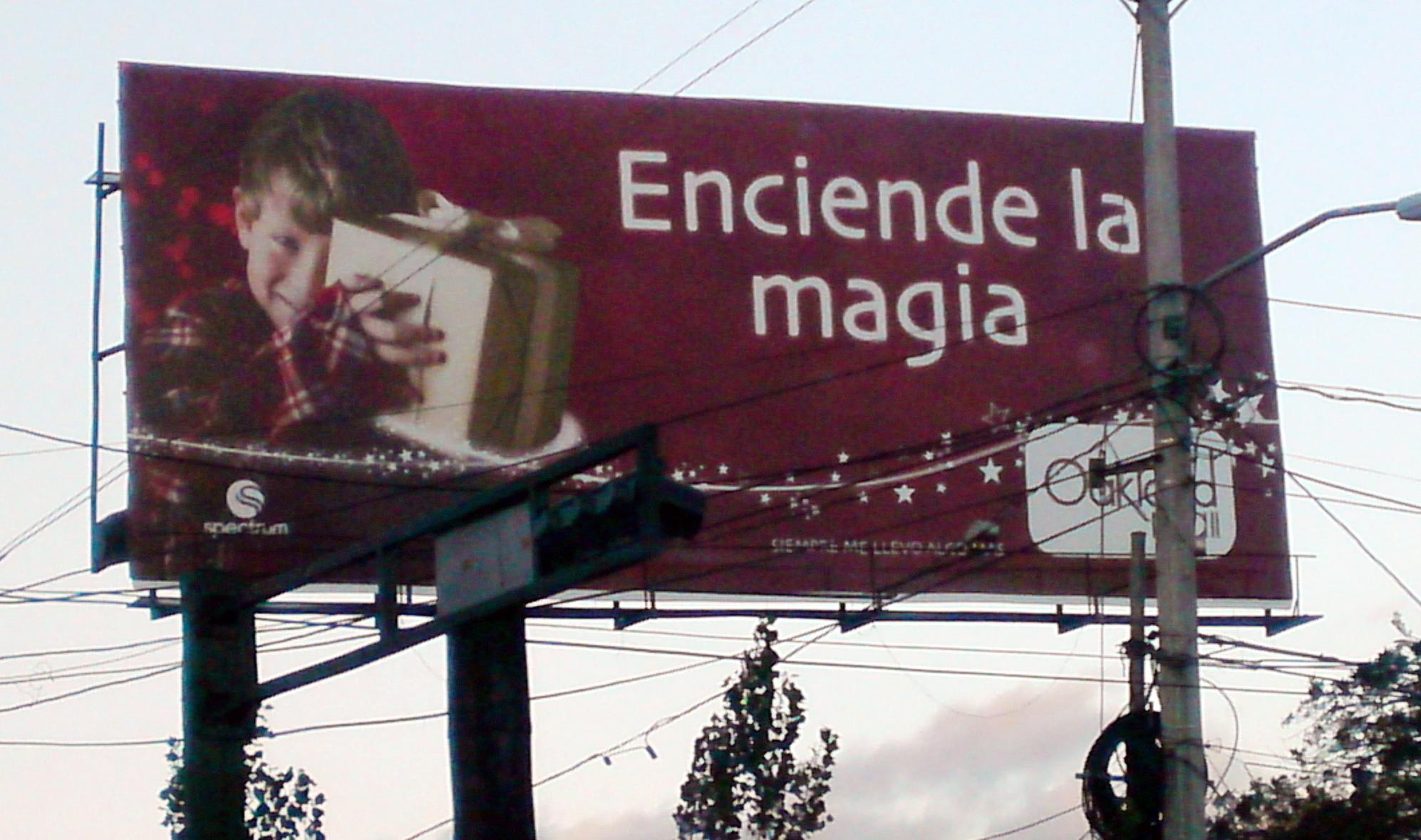 Christmas billboard 09