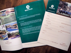real estate marketing collateral