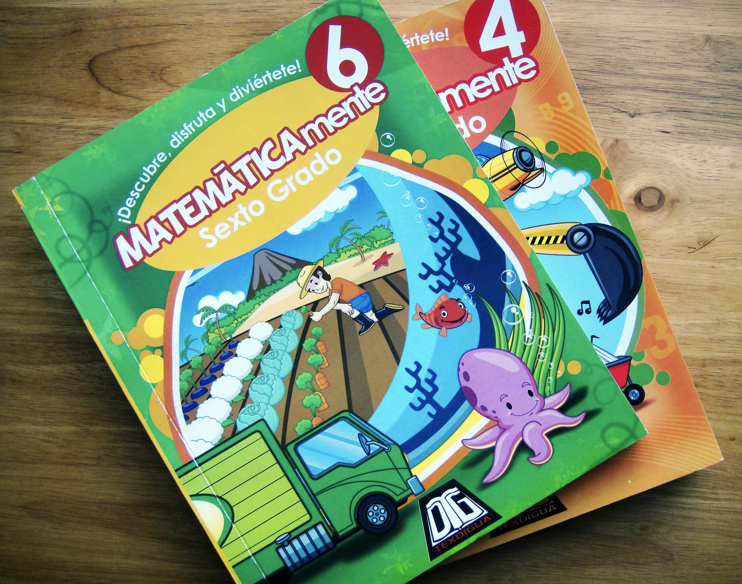 Math workbooks