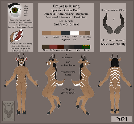 Empress Rising 2021 Reference With Text