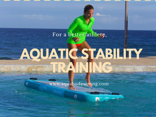 Top 5 Benefits of Aquatic Stability Training for Athletes