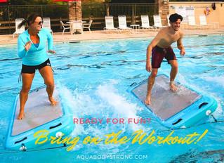 2019 Aquatic Fitness Trends