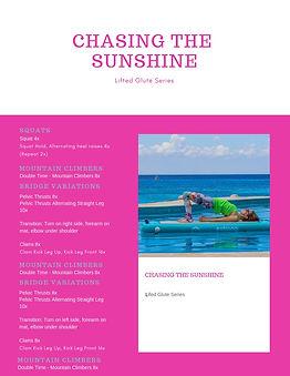 Chasing The Sunshine.jpg
