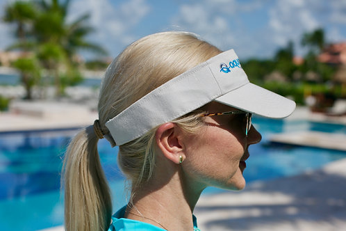 ABS Sun Fun Visor | 3 Colors