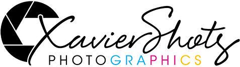 XAVIER SHOTS PHOTOGRAPHICS LOGO LAST VER