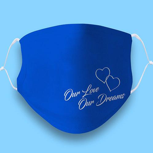 One Love, One Dream Mask