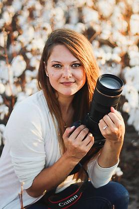 Rachael Watts, girl holding camera, Canon