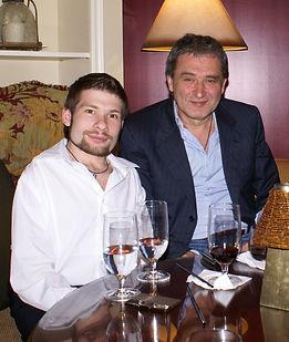 Продюсер Батрич Ненезич, Рамиль Хайрулин, США, 2009 год