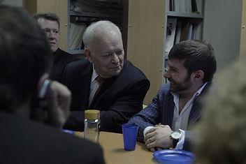 Заслуженный авиаконструктор России Хайдяр Мусин, Рамиль Хайрулин, 2013 год