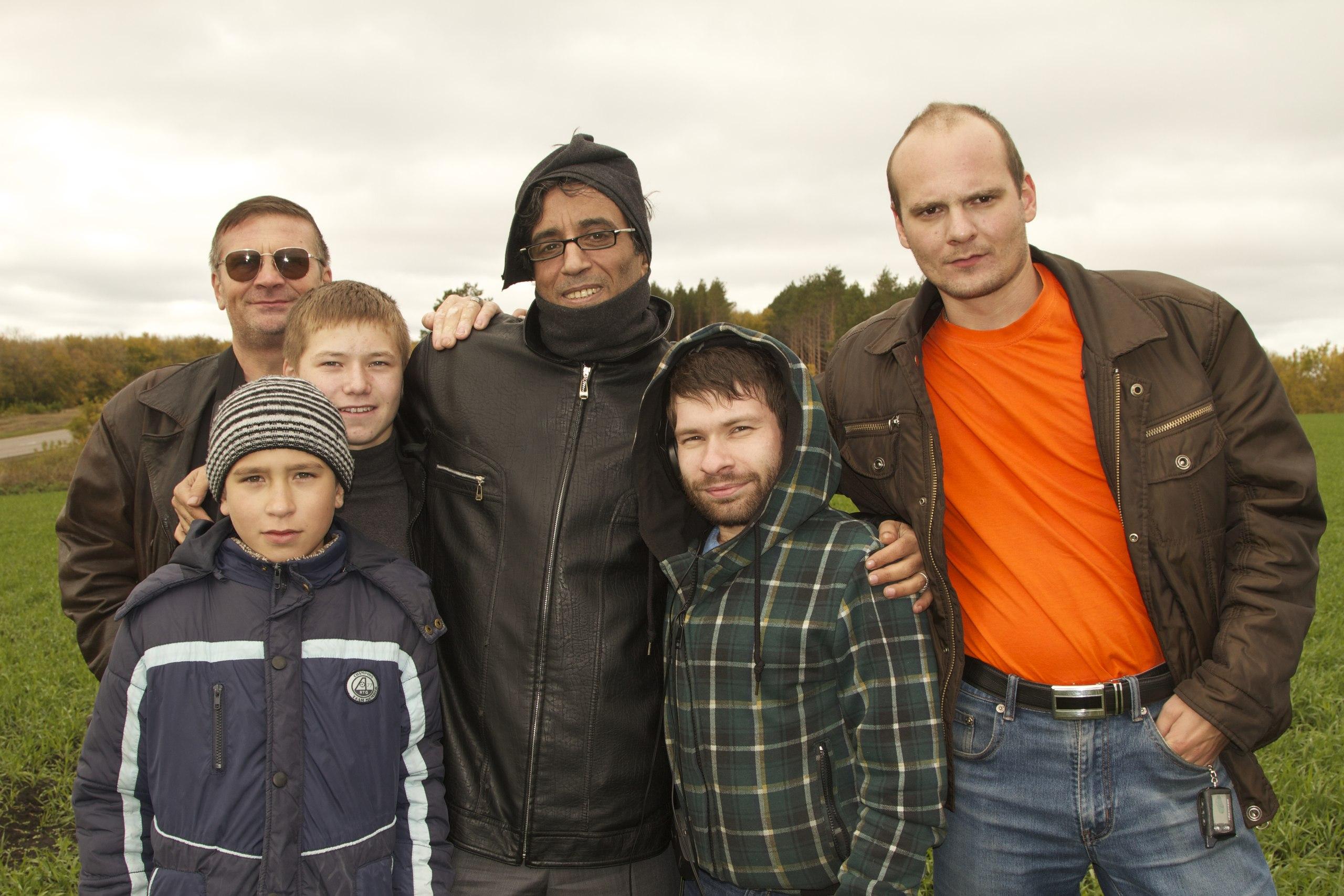Muslims, Russia is proud of the first Film. Ahead of time. Haidar Musin, 2012_Ramil Khairulin 2