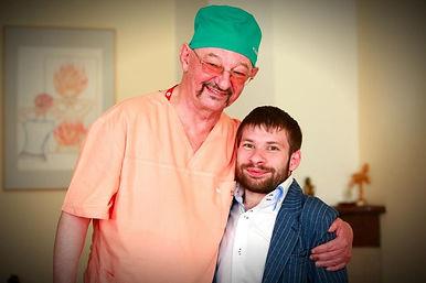Российский офтальмолог Эрнст Мулдашев, Рамиль Хайрулин, Уфа, 2012 год