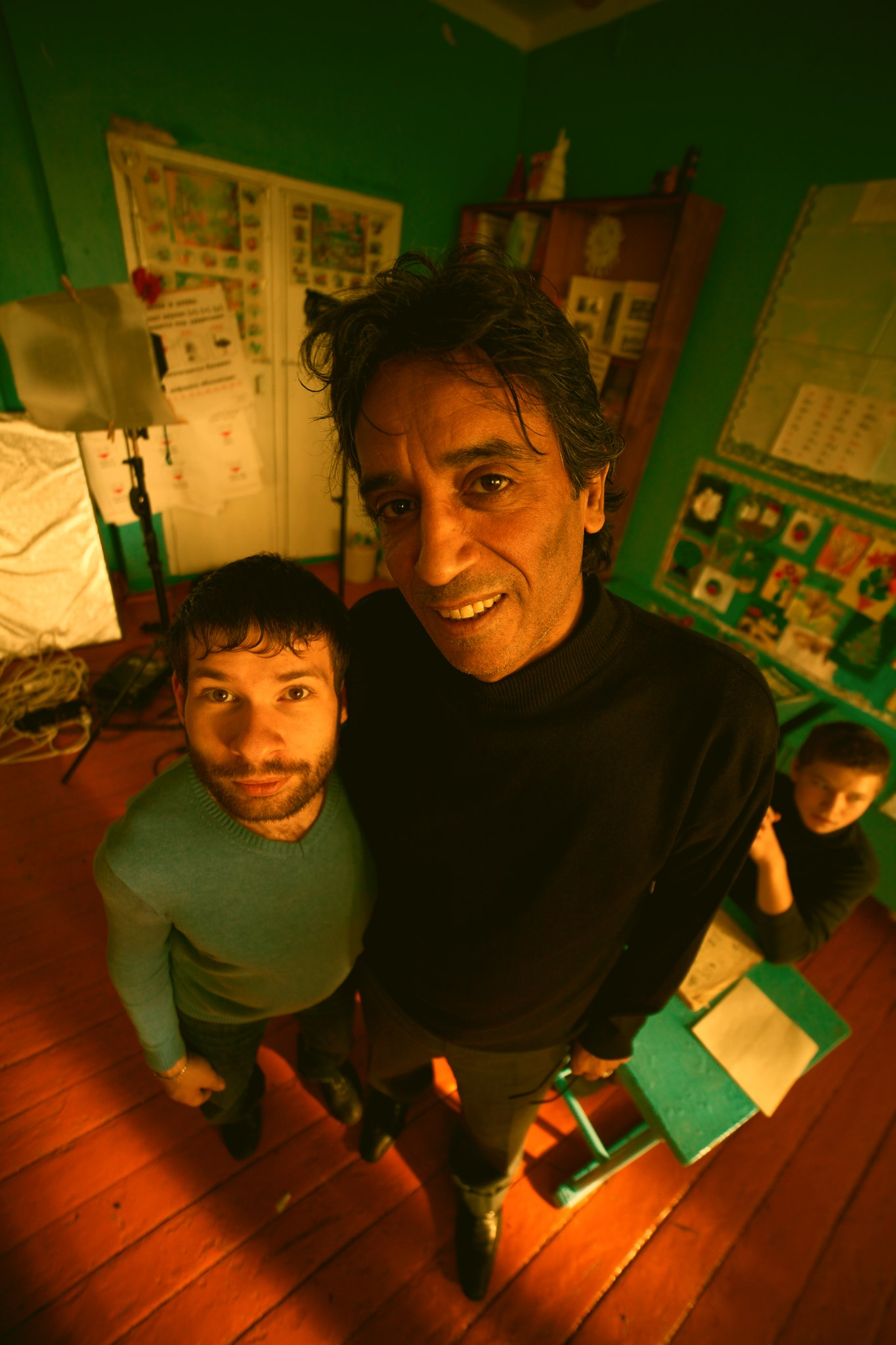 Muslims, Russia is proud of the first Film. Ahead of time. Haidar Musin, 2012_Ramil Khairulin 6