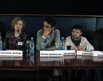 """Презентация проекта """"Куклы"""", Рамиль Хайрулин, Артем Аракелян, Киев, 2011 год"""